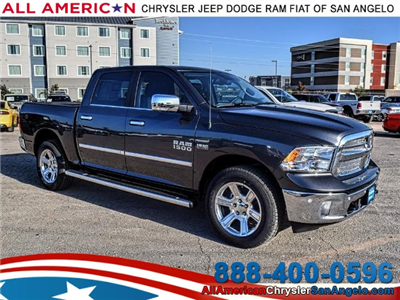 2018 Ram 1500 Crew Cab 4x4, Pickup #JS130615 - photo 1