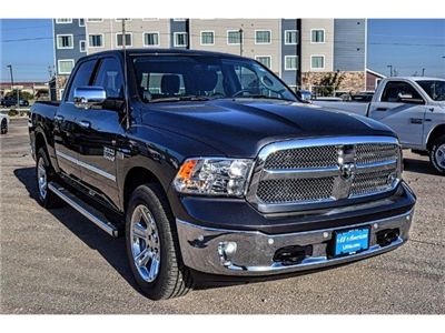 2018 Ram 1500 Crew Cab 4x4, Pickup #JS130615 - photo 3