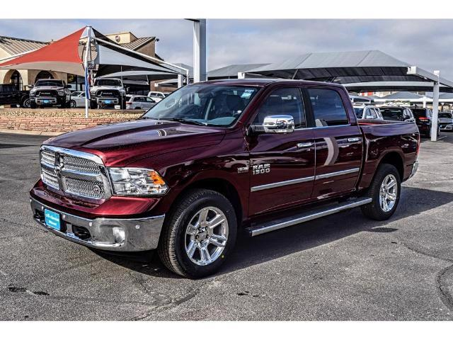 2018 Ram 1500 Crew Cab 4x4, Pickup #JS136731 - photo 6
