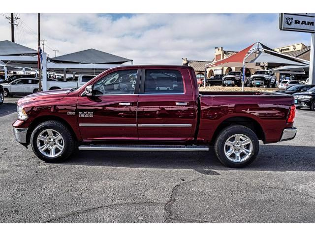 2018 Ram 1500 Crew Cab 4x4, Pickup #JS136731 - photo 7