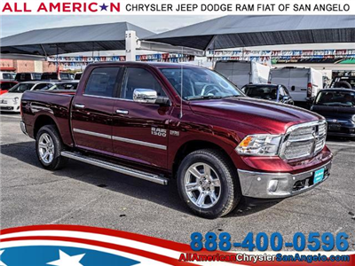 2018 Ram 1500 Crew Cab 4x4, Pickup #JS136731 - photo 1