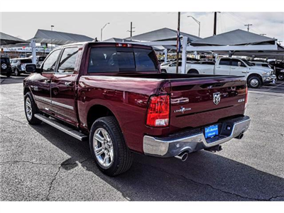 2018 Ram 1500 Crew Cab 4x4, Pickup #JS136731 - photo 8