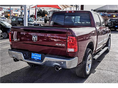 2018 Ram 1500 Crew Cab 4x4, Pickup #JS136731 - photo 2