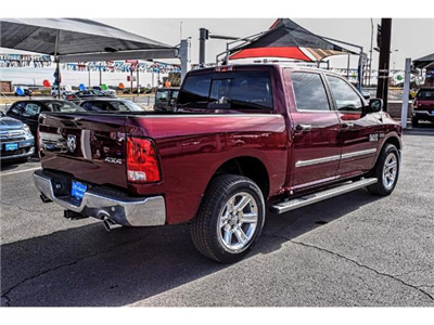 2018 Ram 1500 Crew Cab 4x4, Pickup #JS136731 - photo 11