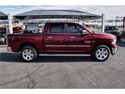 2018 Ram 1500 Crew Cab 4x4, Pickup #JS136731 - photo 12