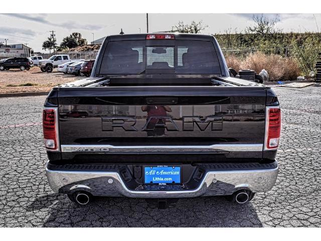 2018 Ram 1500 Crew Cab, Pickup #JS155180 - photo 10