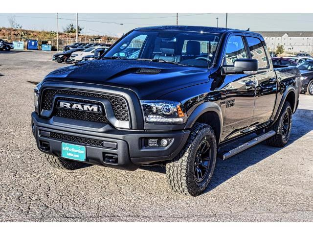2018 Ram 1500 Crew Cab 4x4, Pickup #JS197239 - photo 5