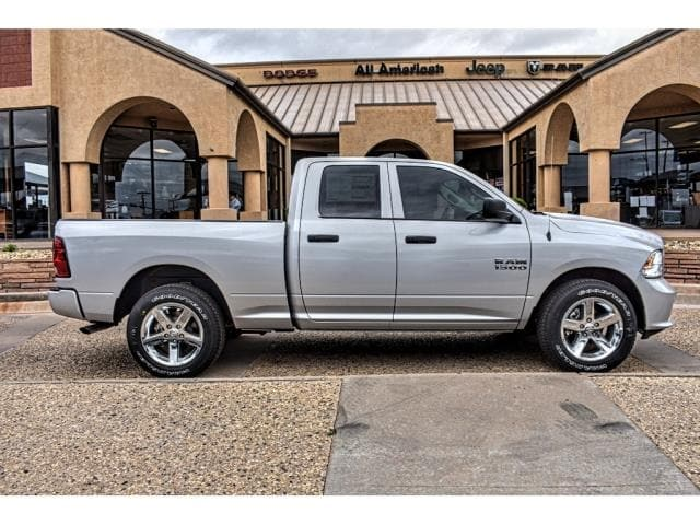 2018 Ram 1500 Quad Cab,  Pickup #JS211514 - photo 12