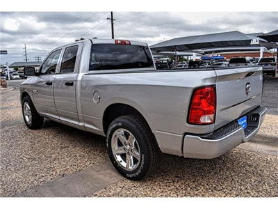 2018 Ram 1500 Quad Cab,  Pickup #JS211514 - photo 8