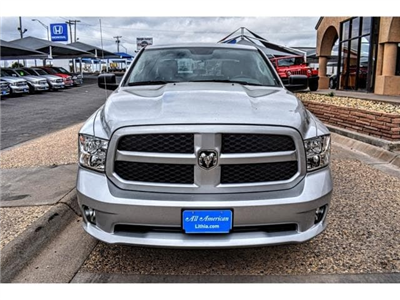 2018 Ram 1500 Quad Cab,  Pickup #JS211514 - photo 4