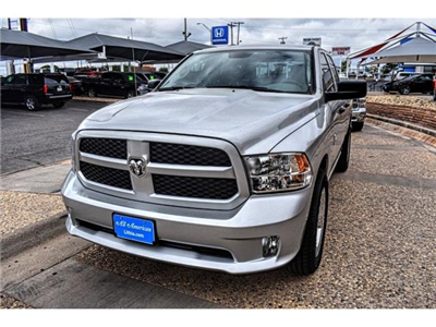 2018 Ram 1500 Quad Cab,  Pickup #JS211514 - photo 5