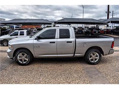 2018 Ram 1500 Quad Cab,  Pickup #JS211514 - photo 7