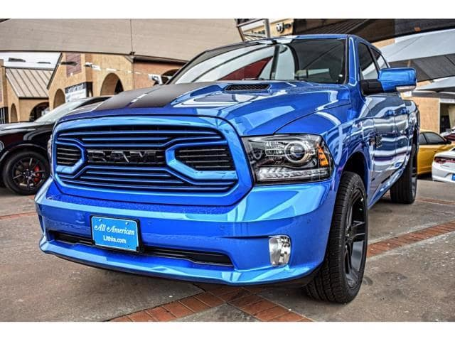 2018 Ram 1500 Crew Cab, Pickup #JS223357 - photo 5