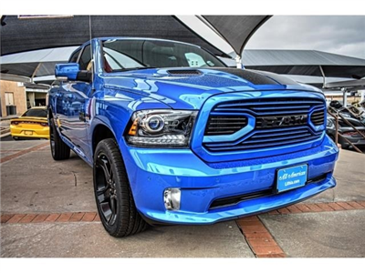 2018 Ram 1500 Crew Cab, Pickup #JS223357 - photo 3