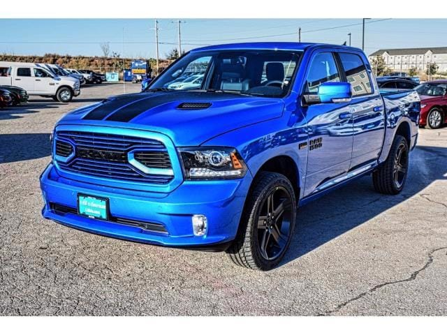 2018 Ram 1500 Crew Cab, Pickup #JS223359 - photo 5