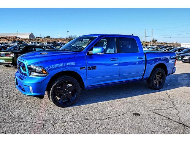 2018 Ram 1500 Crew Cab, Pickup #JS223359 - photo 6