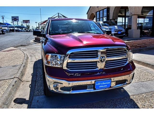 2018 Ram 1500 Crew Cab 4x4,  Pickup #JS227181 - photo 3