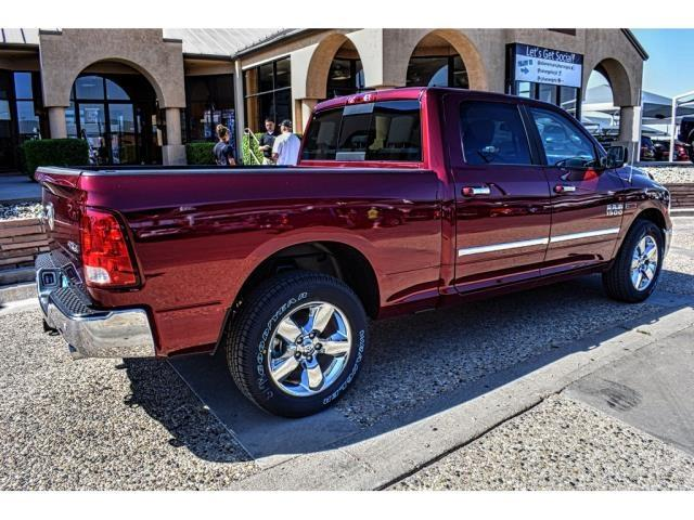 2018 Ram 1500 Crew Cab 4x4,  Pickup #JS227181 - photo 2