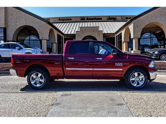 2018 Ram 1500 Crew Cab 4x4,  Pickup #JS227181 - photo 12