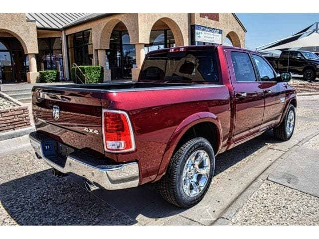 2018 Ram 1500 Crew Cab 4x4, Pickup #JS231991 - photo 2