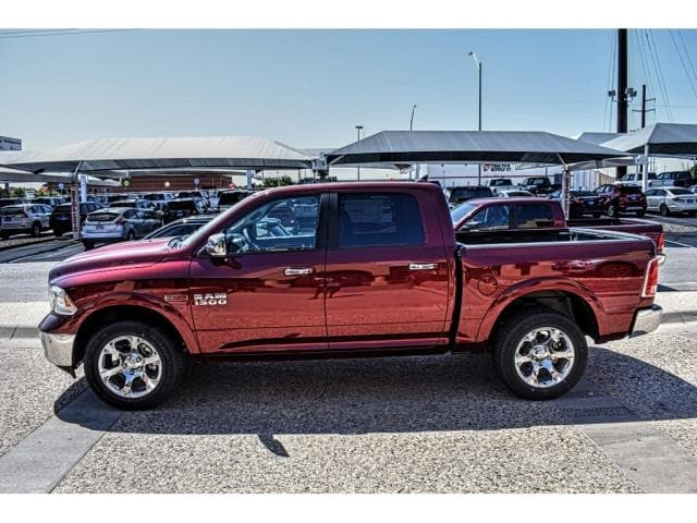 2018 Ram 1500 Crew Cab 4x4, Pickup #JS231991 - photo 7