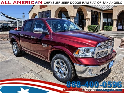 2018 Ram 1500 Crew Cab 4x4, Pickup #JS231991 - photo 1