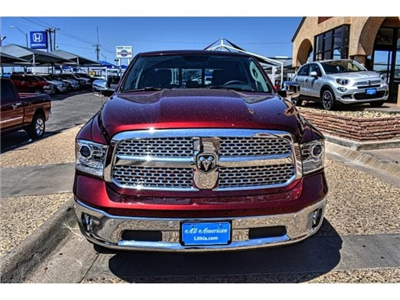 2018 Ram 1500 Crew Cab 4x4, Pickup #JS231991 - photo 4