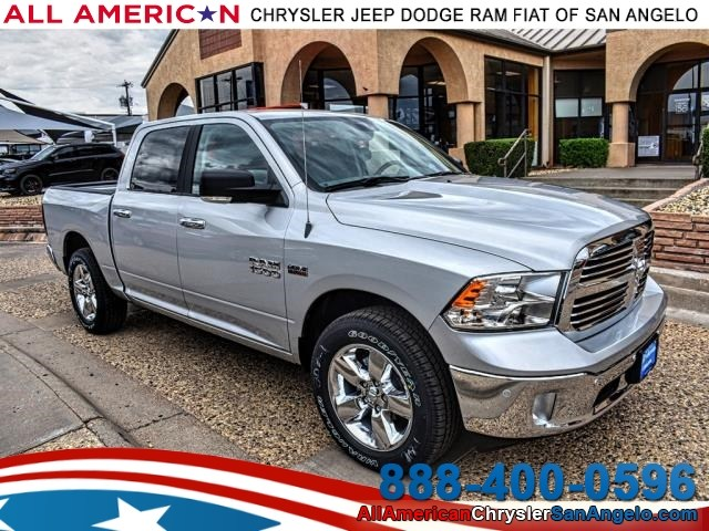 2018 Ram 1500 Crew Cab 4x2,  Pickup #JS350831 - photo 1