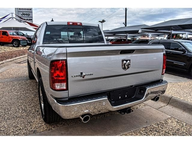 2018 Ram 1500 Crew Cab 4x2,  Pickup #JS350831 - photo 9