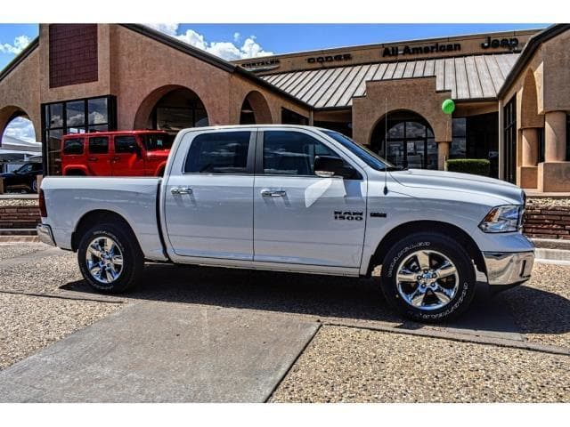 2018 Ram 1500 Crew Cab 4x2,  Pickup #JS350837 - photo 12