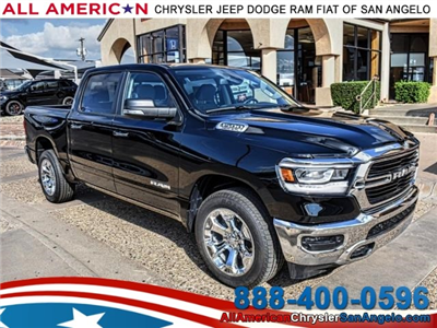 2019 Ram 1500 Crew Cab 4x2,  Pickup #KN509436 - photo 1