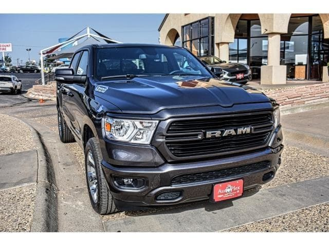 2019 Ram 1500 Crew Cab 4x2,  Pickup #KN543580 - photo 2