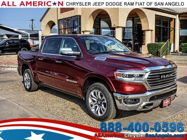 2019 Ram 1500 Crew Cab 4x2,  Pickup #KN548043 - photo 1
