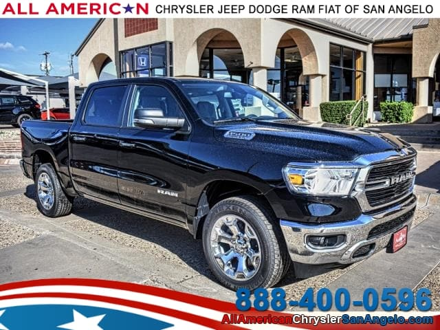 2019 Ram 1500 Crew Cab 4x4,  Pickup #KN552343 - photo 1