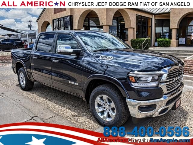 2019 Ram 1500 Crew Cab 4x2,  Pickup #KN567991 - photo 1