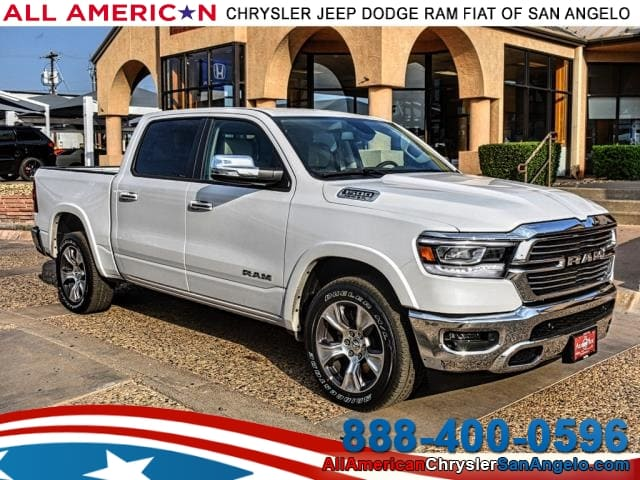 2019 Ram 1500 Crew Cab 4x2,  Pickup #KN577950 - photo 1