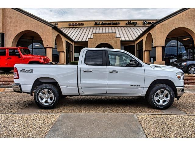 2019 Ram 1500 Quad Cab 4x4,  Pickup #KN583459 - photo 12