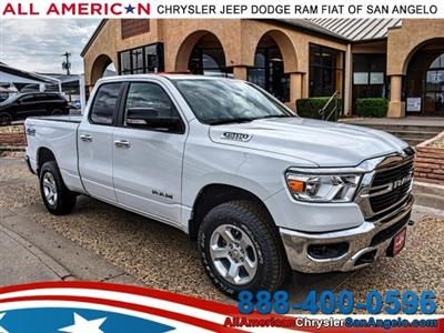 2019 Ram 1500 Quad Cab 4x4,  Pickup #KN583459 - photo 1