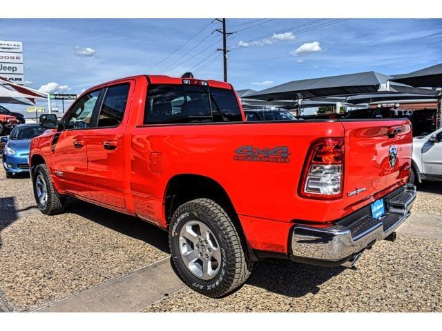 2019 Ram 1500 Quad Cab 4x4,  Pickup #KN583462 - photo 8