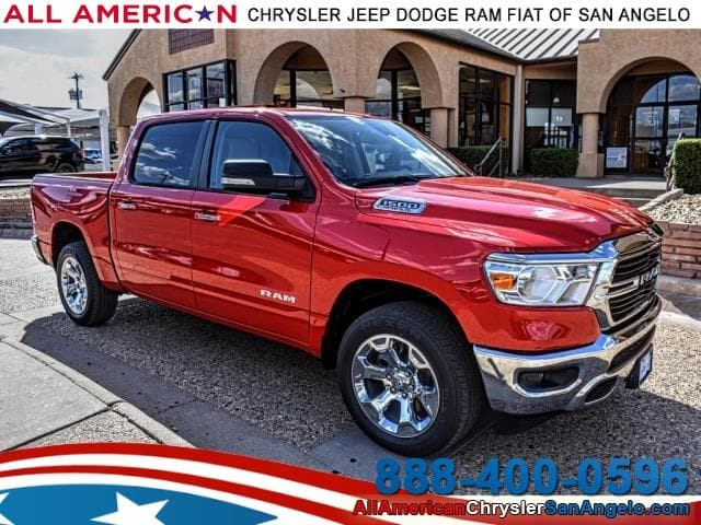 2019 Ram 1500 Crew Cab 4x2,  Pickup #KN596500 - photo 1