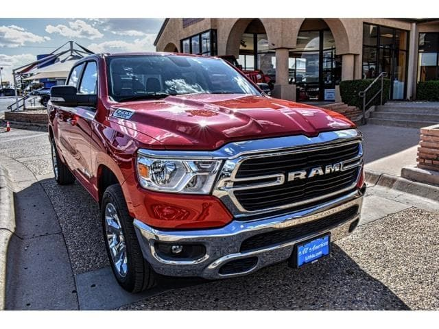 2019 Ram 1500 Crew Cab 4x2,  Pickup #KN596500 - photo 3