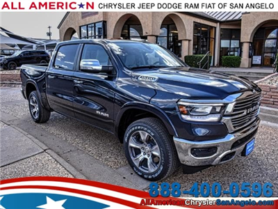 2019 Ram 1500 Crew Cab 4x4,  Pickup #KN599292 - photo 1
