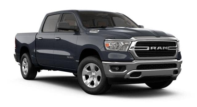 2019 Ram 1500 Crew Cab 4x2,  Pickup #KN601023 - photo 1