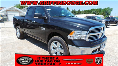 2017 Ram 1500 Quad Cab 4x4 Pickup #417425 - photo 1