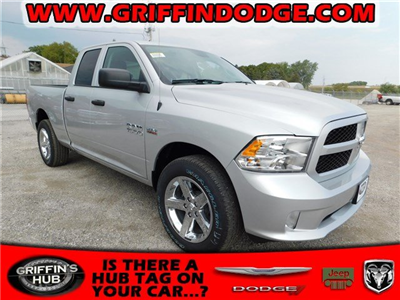 2018 Ram 1500 Quad Cab 4x4 Pickup #418013 - photo 1