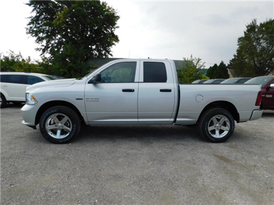 2018 Ram 1500 Quad Cab 4x4 Pickup #418013 - photo 5