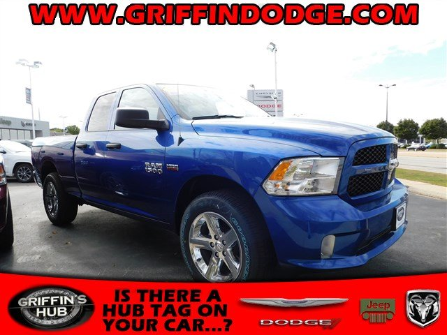 2018 Ram 1500 Quad Cab 4x4 Pickup #418016 - photo 1