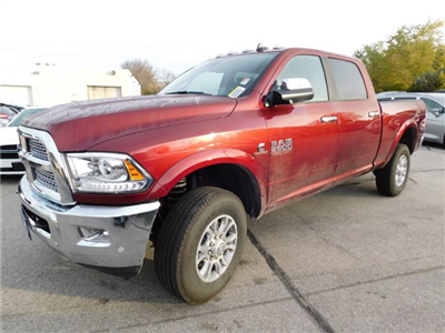 2018 Ram 2500 Crew Cab 4x4, Pickup #418029 - photo 4