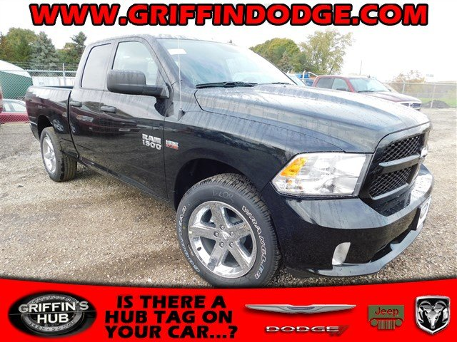 2018 Ram 1500 Quad Cab 4x4 Pickup #418039 - photo 1