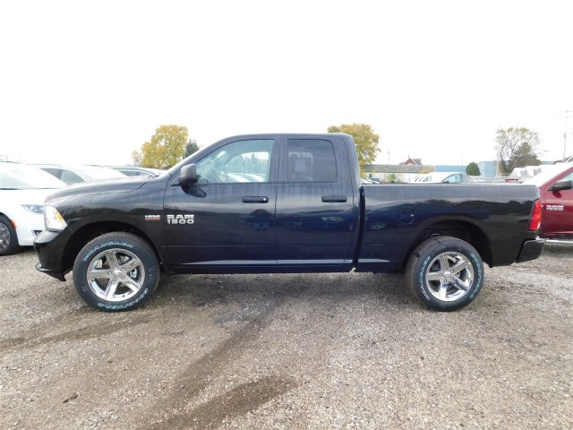 2018 Ram 1500 Quad Cab 4x4 Pickup #418039 - photo 5